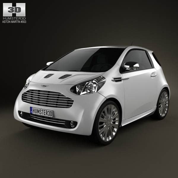 Aston Martin Cygnet 2012 3d Model From Humster3d Com Price 75
