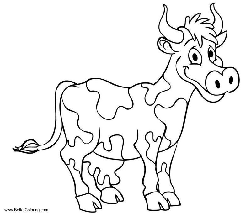 Cute Cow Coloring Pages Ideas Free Coloring Sheets Cow Coloring Pages Animal Coloring Pages Moon Coloring Pages