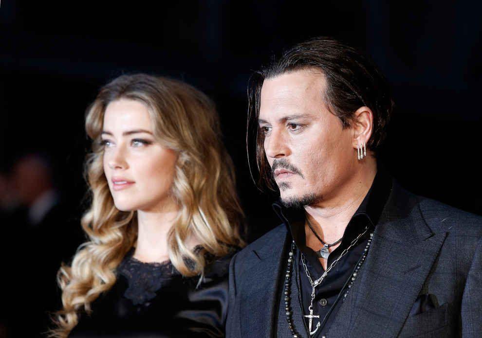 Le 23 mai, Amber Heard, épouse de Johnny Depp, a demandé le divorce, après 15 mois de mariage. L'actrice accuse le héros de Pirates des Caraïbes de violences conjugales.