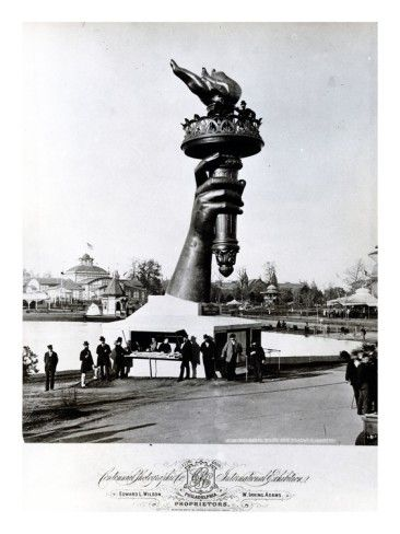 Pin By Aida Barrios On Architecture Statues And Towers Old Photos Statue Of Liberty Early Photos