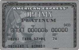 American Express Usa >> American Express Platinum American Express Usa Col Us Ae 0001