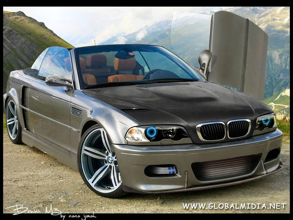 bmw e46 m3 cabrio grey e46 m3. Black Bedroom Furniture Sets. Home Design Ideas