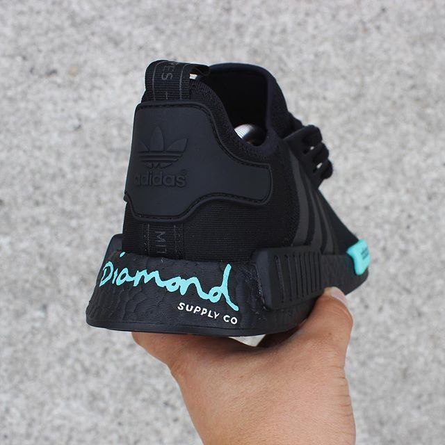 14f15d8082f46 Feast your eyes on this Diamond Supply Co. x Adidas NMD Concept ...