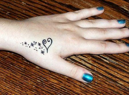 Tatuajes Pequenos En Las Manos Tatuagens De Coracoeszinhos Designs De Tatuagem De Coracao Desenhos Para Tatuagem Feminina