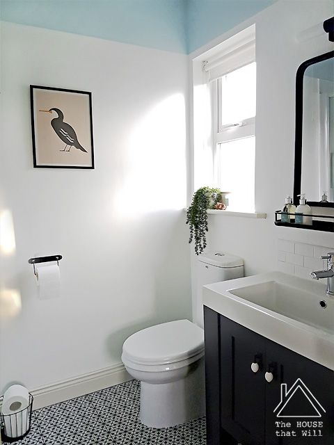 the house that will  one room challenge guest ensuite