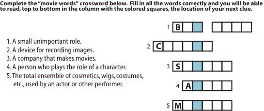 Crossword Clue Clue Writing Becoming A Teacher
