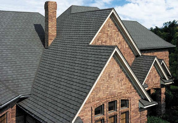 Vicwest Granite Ridge Metal Roof St Catharines Building Supplies Inc Cheap Roofing Metal Roof Residential Metal Roofing