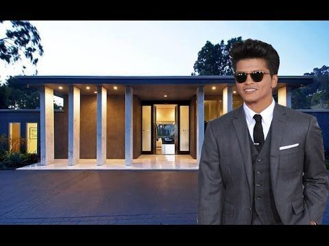 Bruno Mars S House Tour Hollywood Hills Mansion With Images Celebrity Houses Celebrity Real Estate