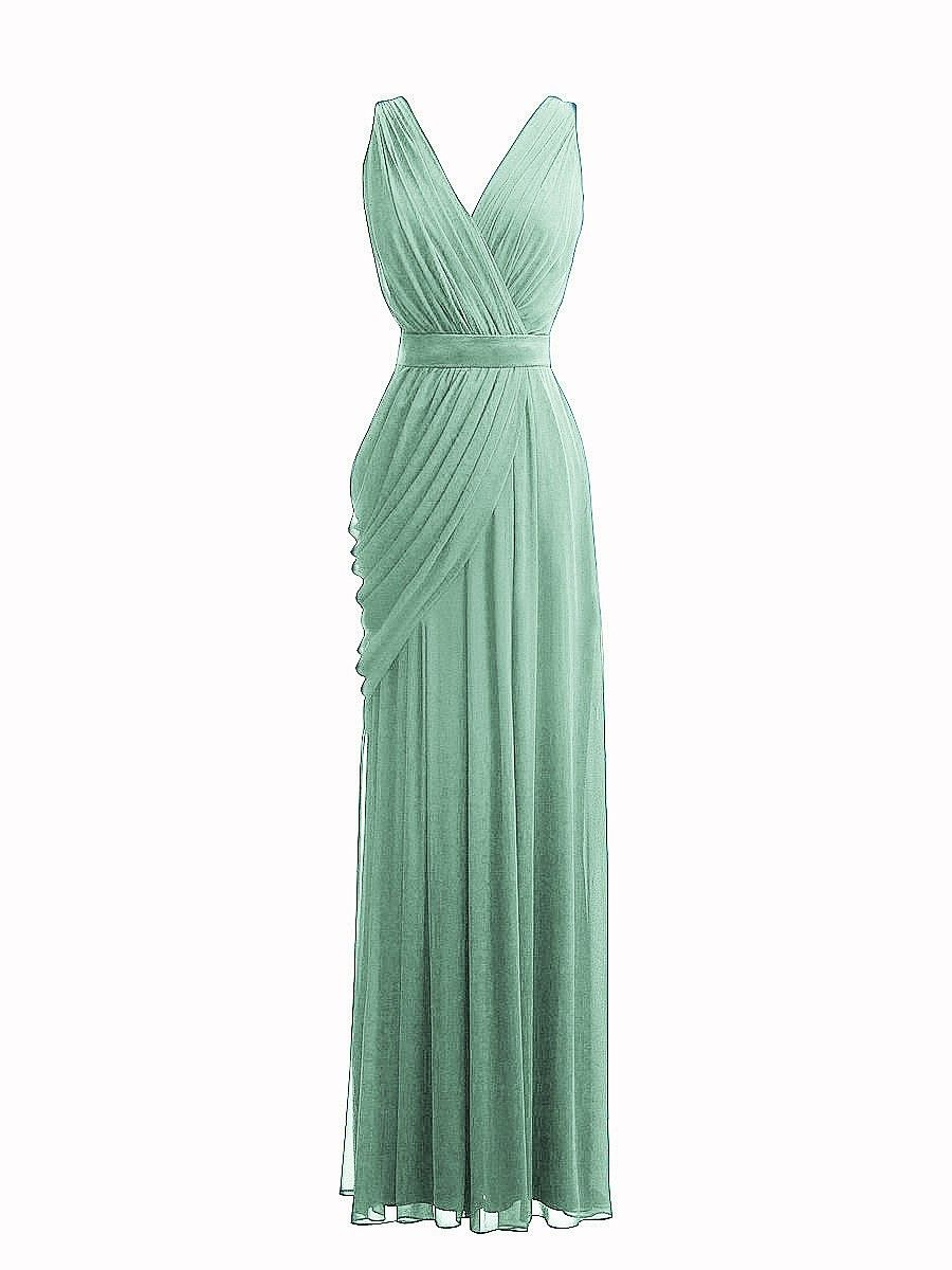 Teal and white wedding dresses  Vneck Pleated Dress  Dresses  Pinterest  Petite sizes and