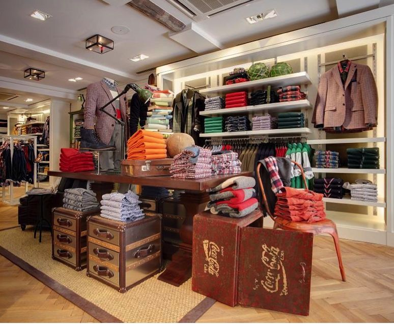 SELECTED VISUAL VINTAGE MERCHANDISING FOR THE GANT FLAGSHIP STORE M\u00dcNCHEN COPYRIGHT PICS -> GANT ...