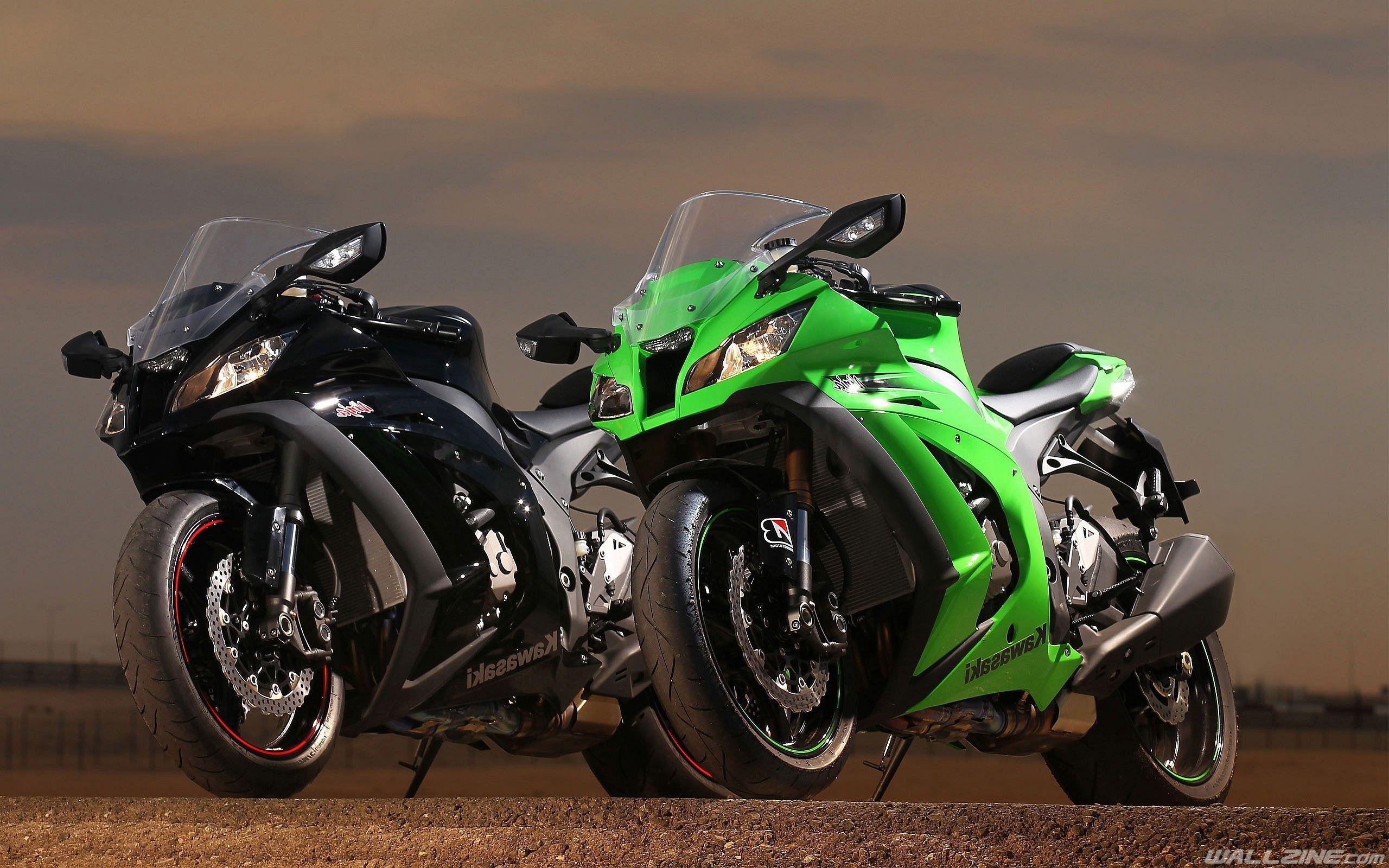 Kawasaki Z1000SX Bikes Wallpaper