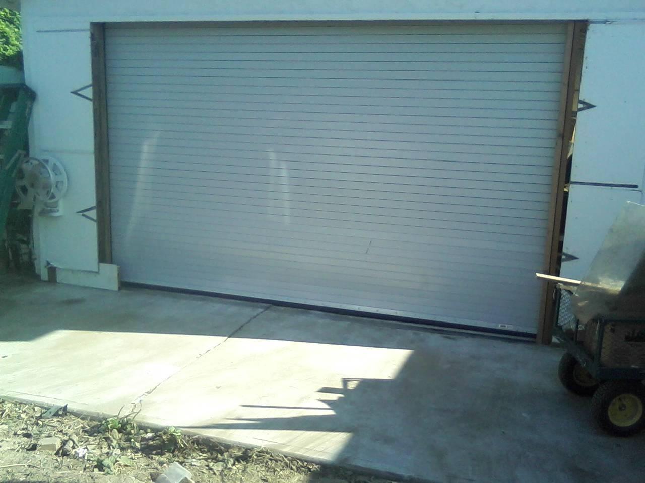 Porvene 324 installed by SoCal Garage Www.diygaragerepair
