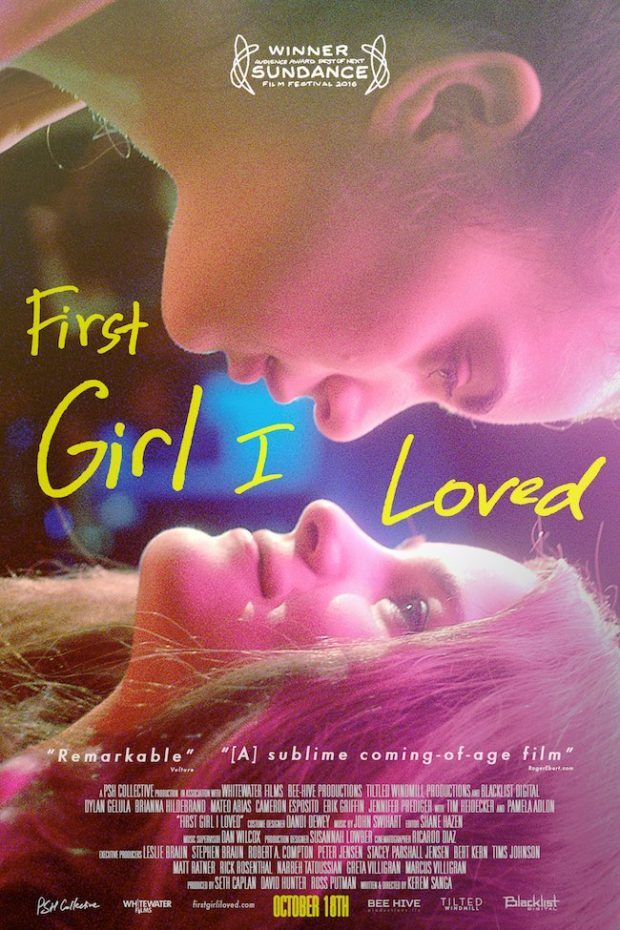 First Girl I Loved Affiche Love Movie Romance Movies First Girl