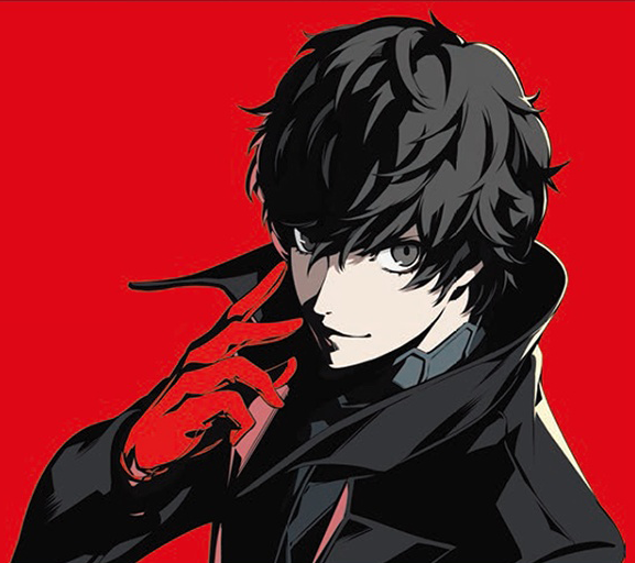 All Out Attack Portrait Persona 5 Persona 5 Joker Persona