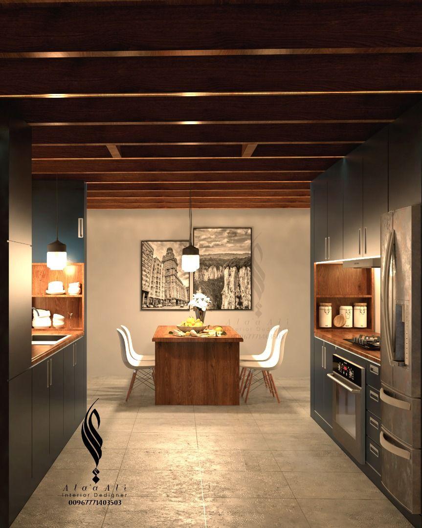 تصميم مطبخ حديث Kitchen Home Decor Decor