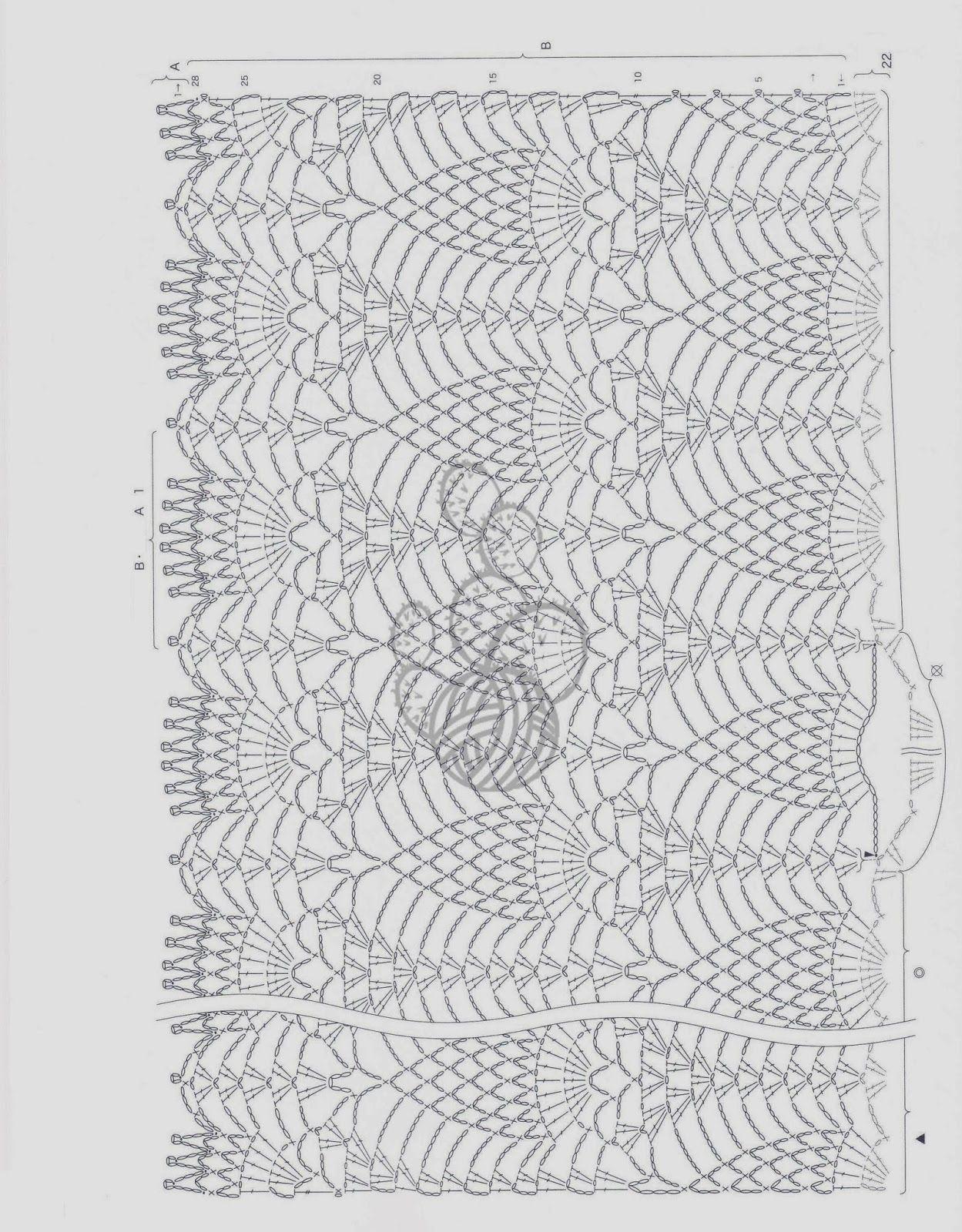Kraina wzorów szydełkowych...Land crochet patterns..: Bluzki ...