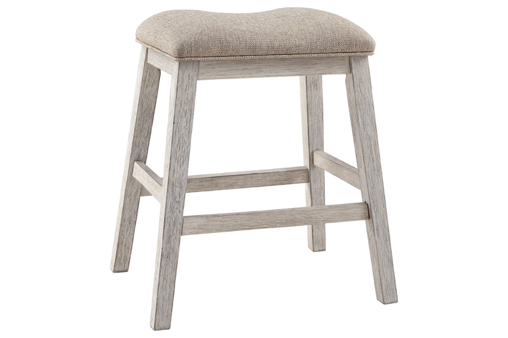 Skempton Counter Height Bar Stool Ashley Furniture Homestore In