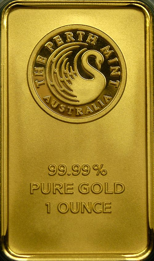 Perth Mint 1 Oz Gold Bars Buy Gold And Silver Gold Bullion Gold Bar
