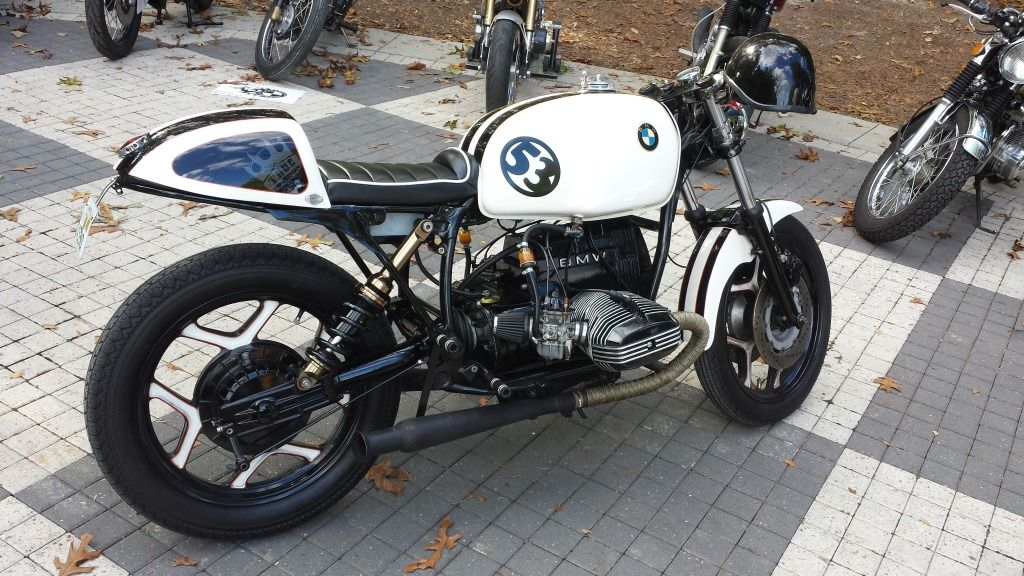 bmw cafe racers - post a pic? - page 77 - advrider | beemer cafe