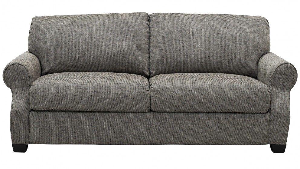 Chandler Fabric Queen Sofa Bed - Sofa Beds - Living Room - Furniture, Outdoor & BBQs | Harvey Norman Australia | Sofa Bed, Sofa Bed Living Room, Sofa