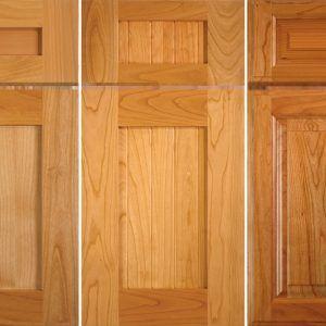 Poplar Wood Cabinet Doors