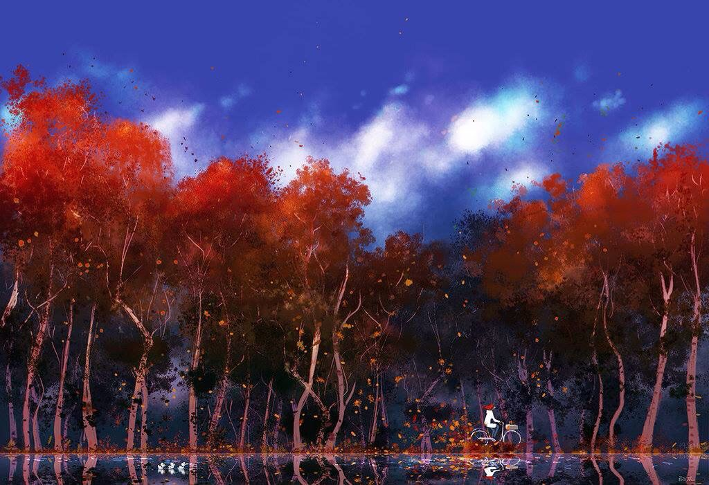 Pascal campion fall day