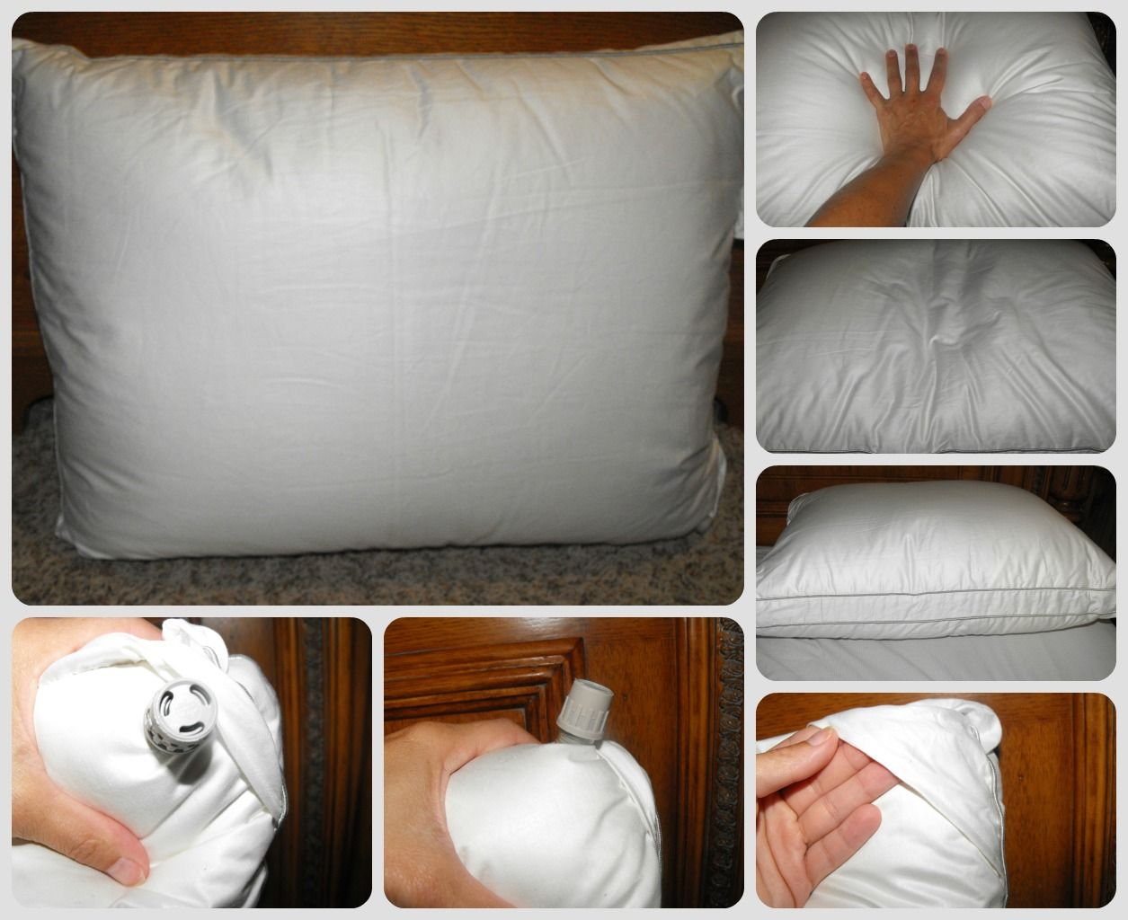 Sleep Number Airfit Adjustable Pillow Review Fun Saving