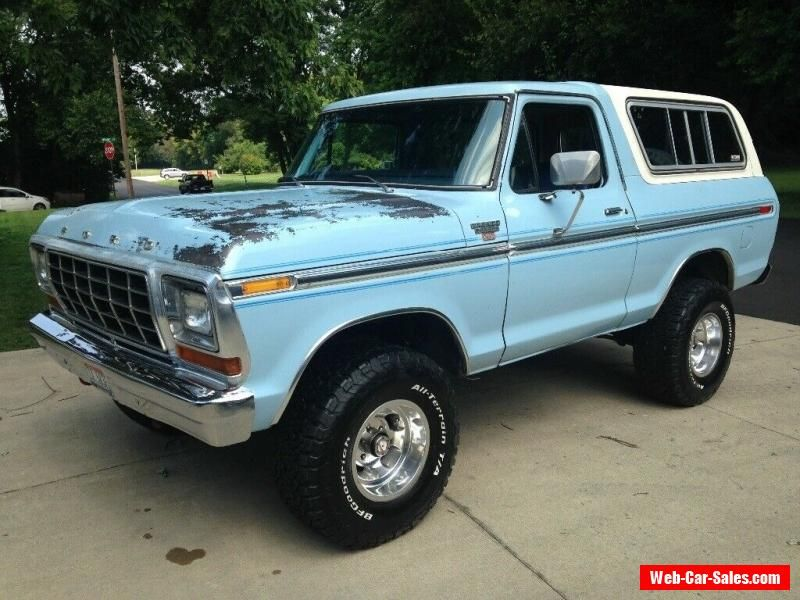 1979 Ford Bronco Ford Bronco Forsale Canada Ford Bronco 1979 Ford Bronco Ford