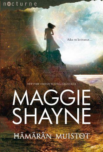 Hämärän muistot (Yön siivet, #2) :: Maggie Shayne
