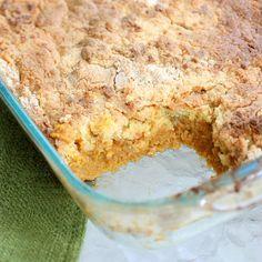 Pumpkin Dump Cake Recipe Cakes Spice Cake Mix Dump