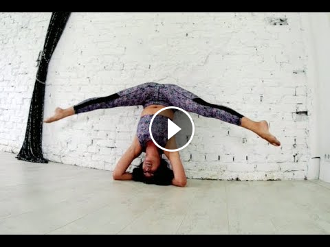 new flexibility and gymnastics stretches contortion