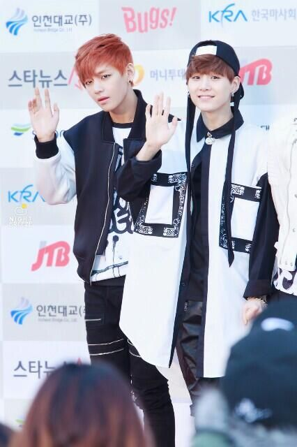 BTS @ 140212 Gaon Award