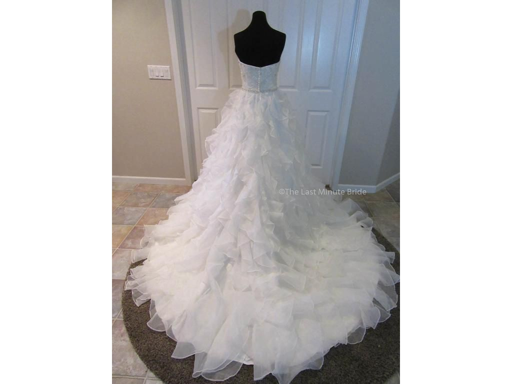 Other The Last Minute Bride Audrey, $875 Size: 18 | New (Un-Altered ...