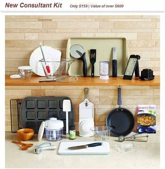 Wow all of these amazing pampered chef  products plus a bag and apron for $159 regular price over $600!!!!  Message me to find out how!!!!! Foreign_hunny@yahoo.com!!!
