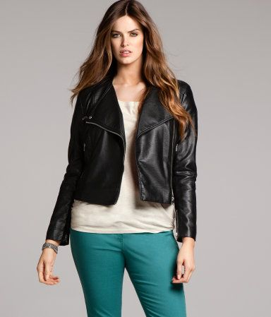 725ec5218ec Do you have any idea how hard it is to find a leather jacket when you re  plus size that doesn t make you look like a linebacker
