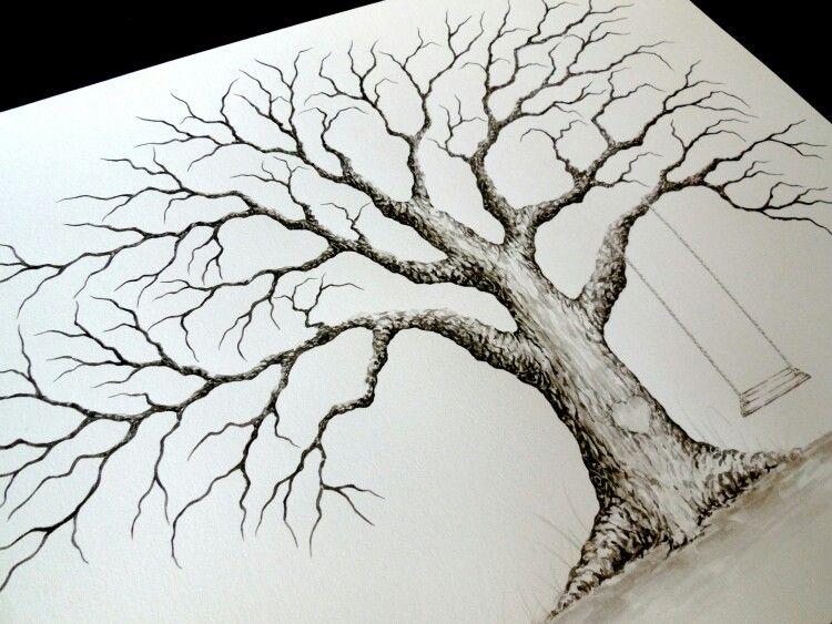 Barren Tree Arvore Desenho Desenhos De Tatuagem De Arvore