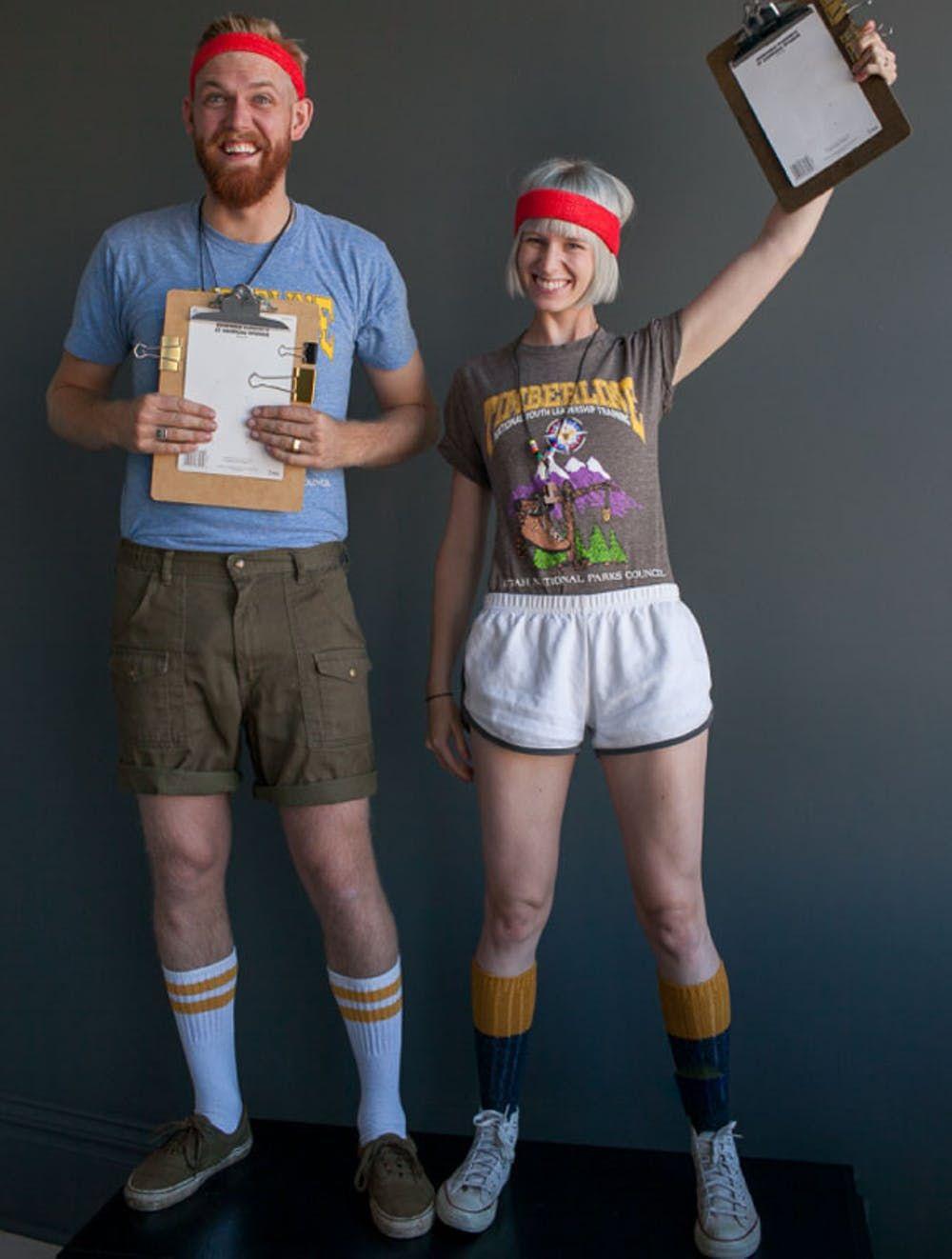genius diy couples costumes brit co also halloweenie pinterest rh