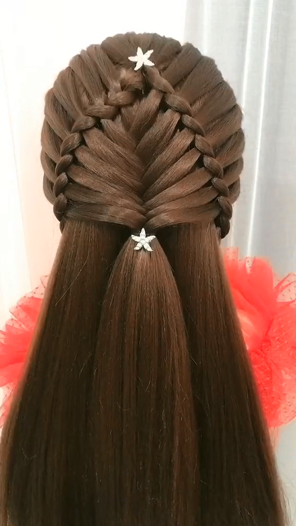 Long Hairstyles Tutorial Video In 2020 Braids For Long Hair Hair Tutorial Long Hair Styles