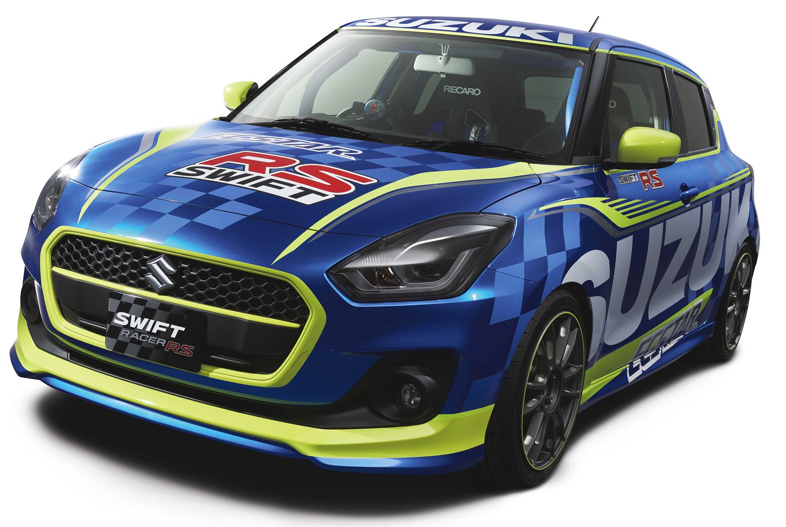 The New Suzuki Swift Looks Like It Would Make A Cool Racer