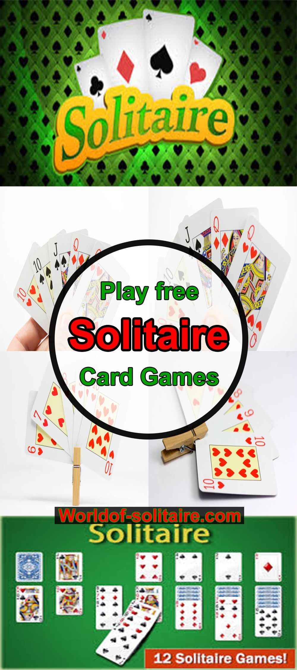 world of solitaire spider solitaire and klondike