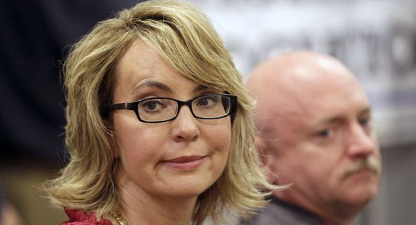 Gabby Giffords, irreproachable figure of sympathy, has fashioned an improbable new role for herself this election year: ruthless attack dog. The former Democratic congresswoman, whose recovery from a gunshot wound to the head captivated the country, has unleashed some of the nastiest ads of the campaign season, going after GOP candidates in Arizona...
