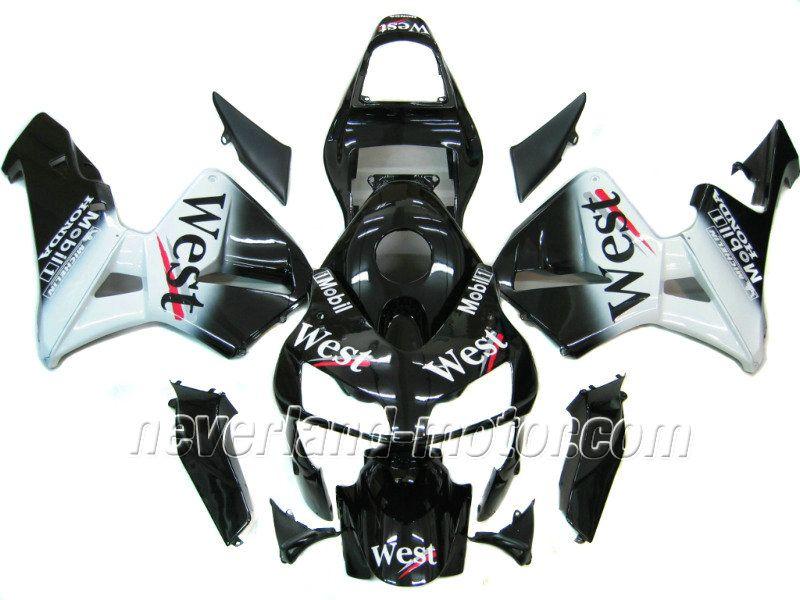 Black Colour Ram Air Intake Tube Duct For Honda CBR 600RR F5 600 RR 2003 2004