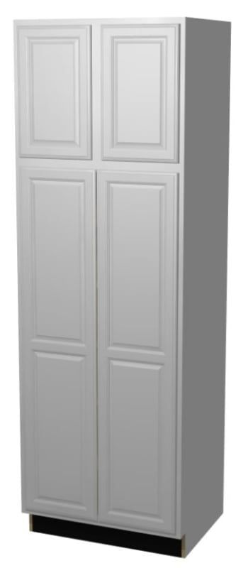 Essentials Snr Mp S All C U309024b Tall Pantry Cabinet Raised Panel Doors Raised Panel