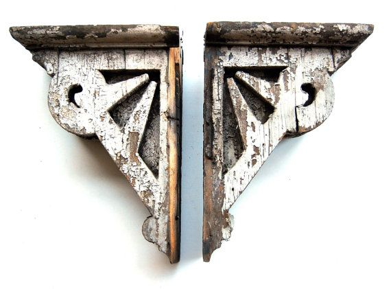 Antique corbels and brackets architectural salvage for Architectural corbels and brackets