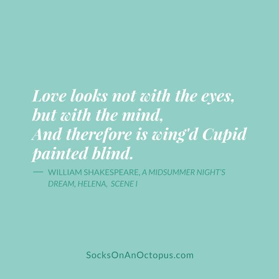 Quote Of The Day February 60 20160 Inspiration Pinterest Classy Midsummer Night's Dream Quotes