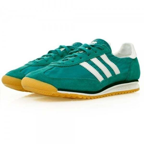 Details about Adidas Originals Men's Shoes SL 72 Suede Eqt