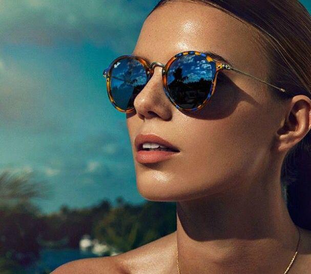 088638332b Ray-Ban round sunglasses