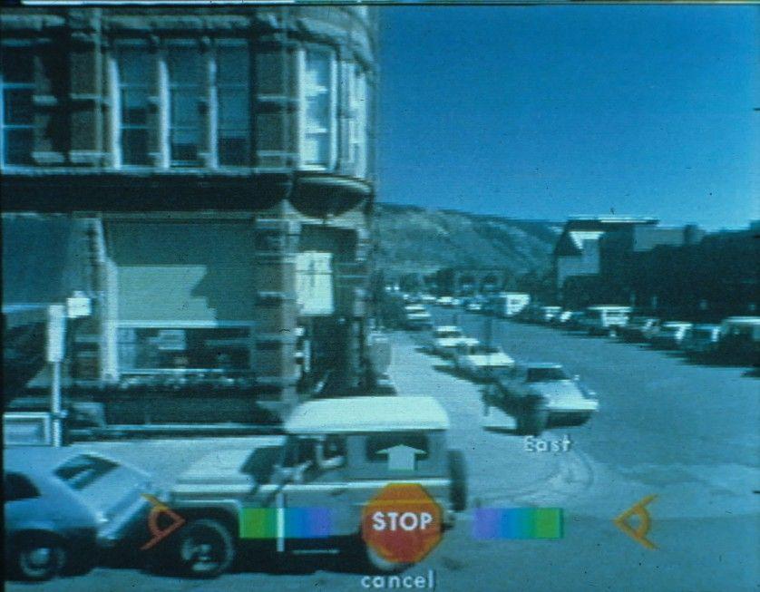 """""""Google Street View"""" de 1979"""