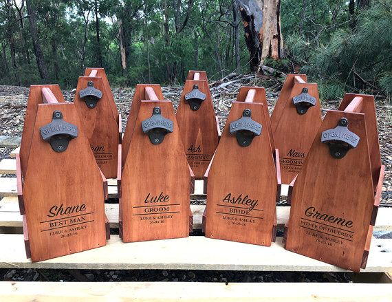 Your Place To Buy And Sell All Things Handmade Beer Wood Groomsmen Gifts Personalized Groomsman Gifts