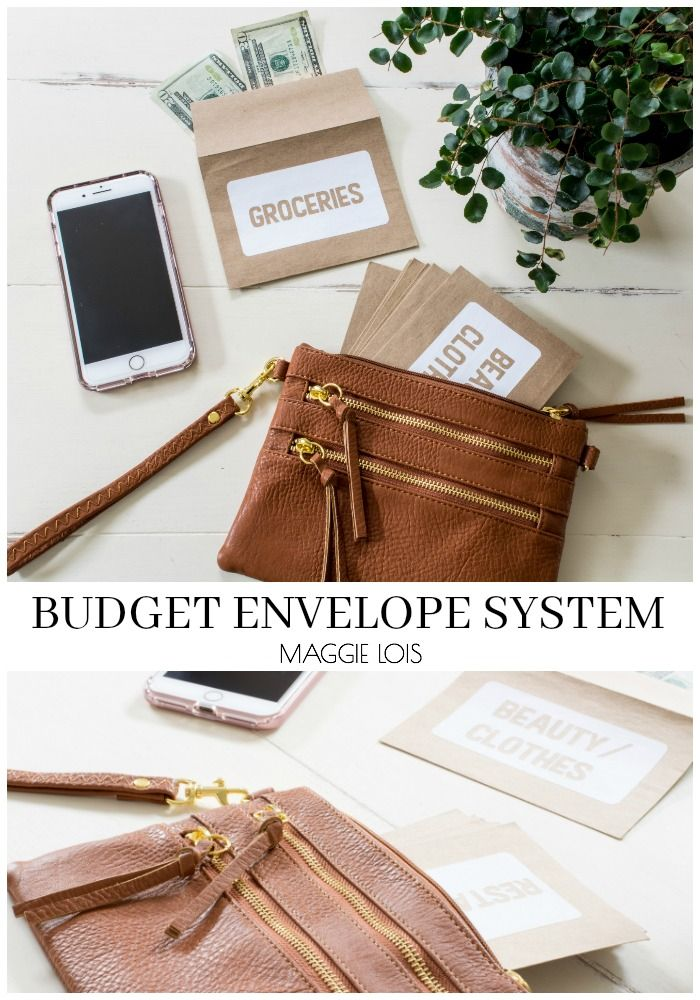 DIY Budget Envelop System- how to make the envelopes and how it all works!